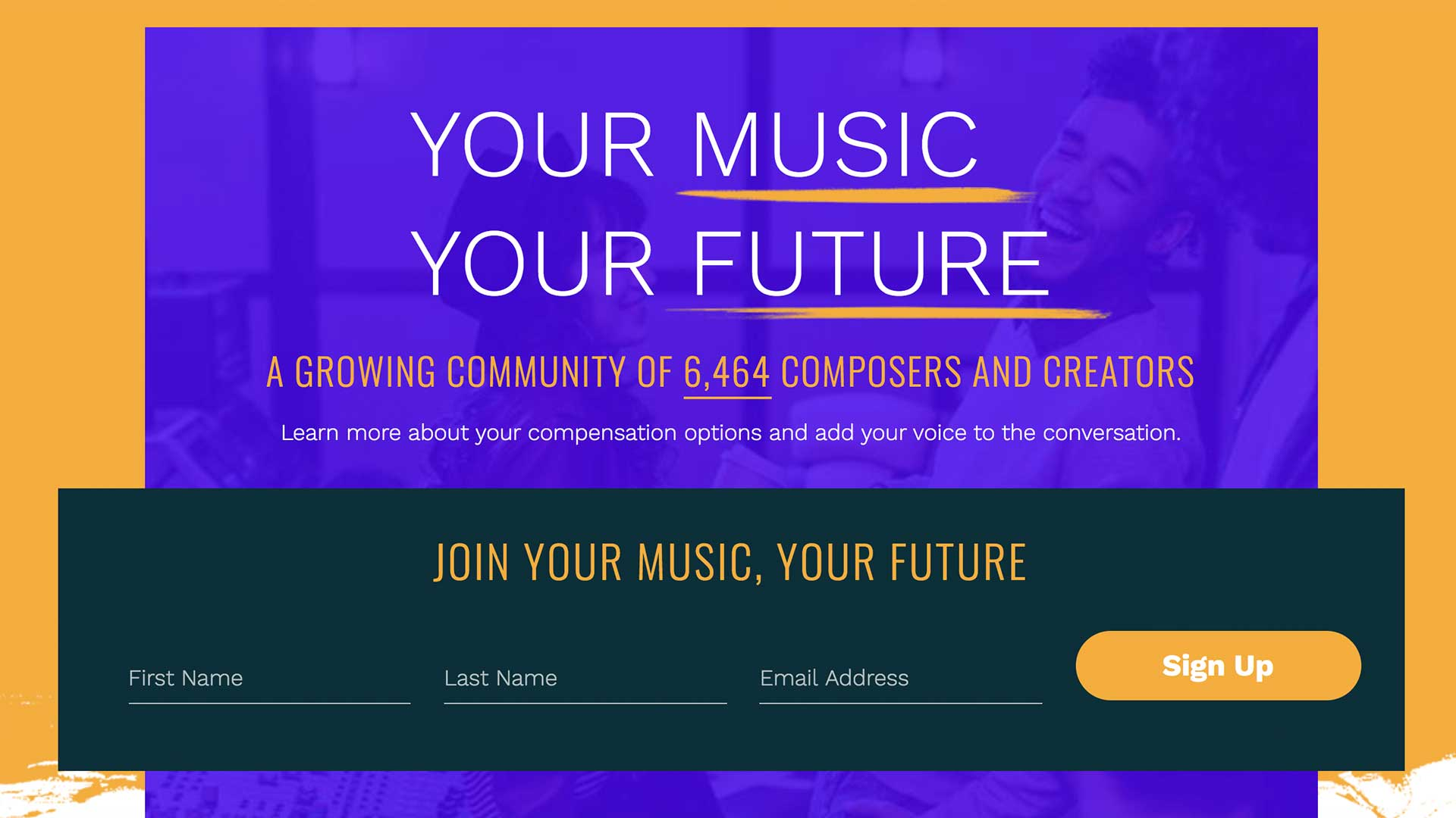Fairness Rocks News YOUR MUSIC YOUR FUTURE