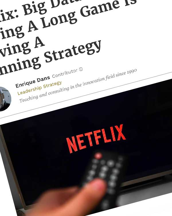 Fairness Rocks News Netflix: Big Data And Playing A Long Game Is Proving A Winning Strategy