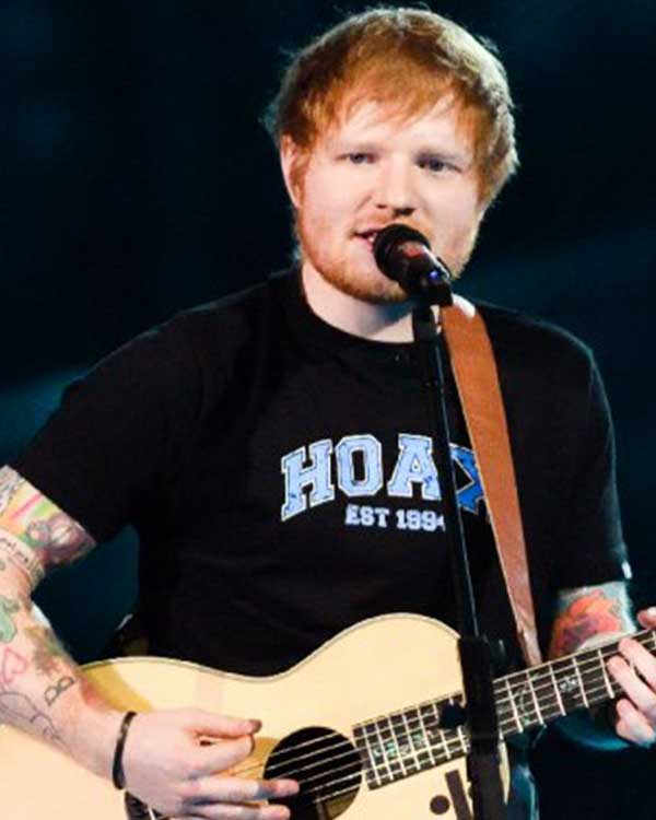 Fairness Rocks News Ed Sheeran Ordered to Disclose Concert Income for Copyright Lawsuit