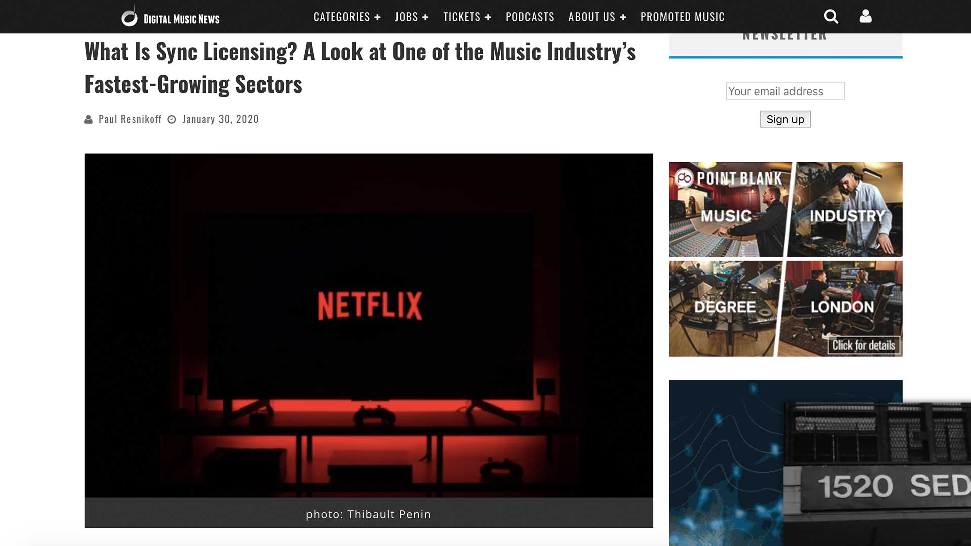 Fairness Rocks News What Is Sync Licensing? A Look at One of the Music Industry's Fastest-Growing Sectors