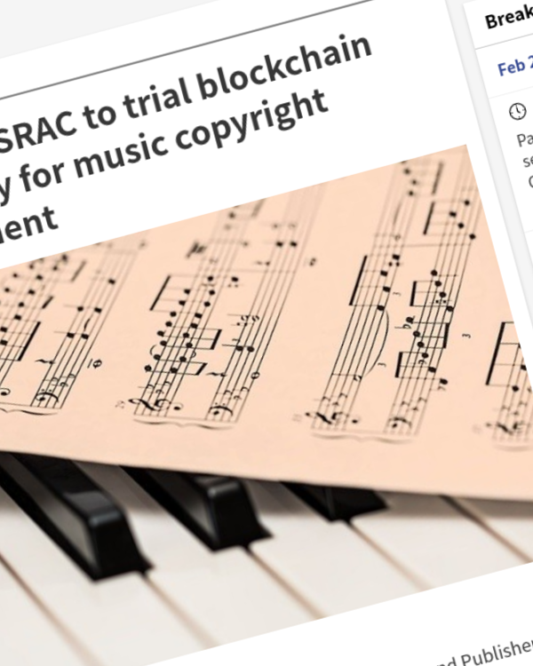Fairness Rocks News Japan's JASRAC to Trial Blockchain Technology for Music Copyright Management