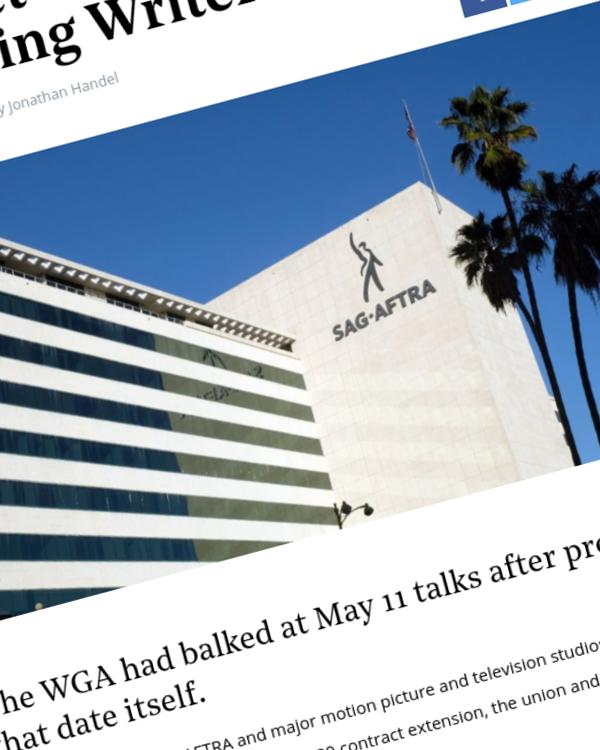 Fairness Rocks News SAG-AFTRA, Studios to Start Contract Talks Monday, Sidelining Writers Guild