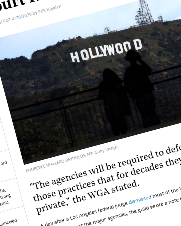 Fairness Rocks News Writers Guild Advises Members on Next Steps After Court Ruling