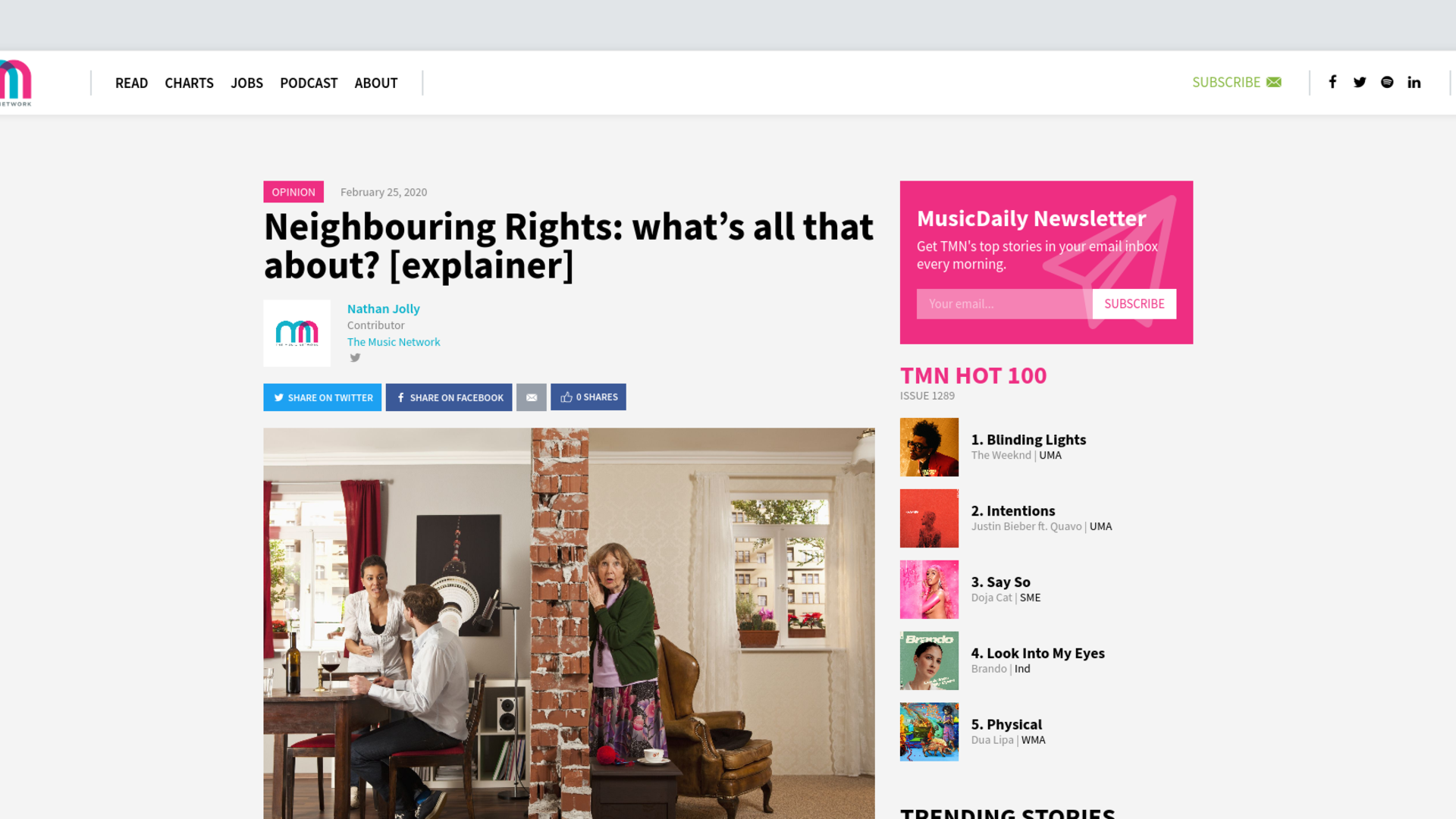Fairness Rocks News Neighbouring Rights: what's all that about? [explainer]