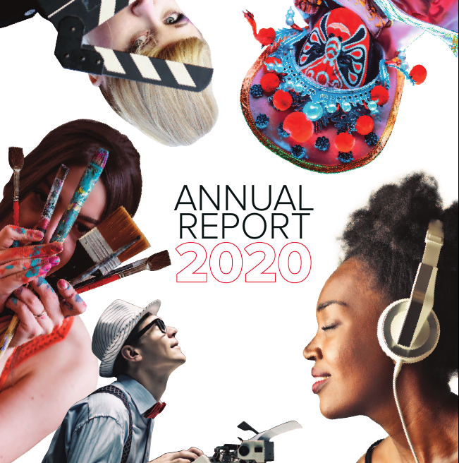 Fairness Rocks News CISAC 2020 Annual Report