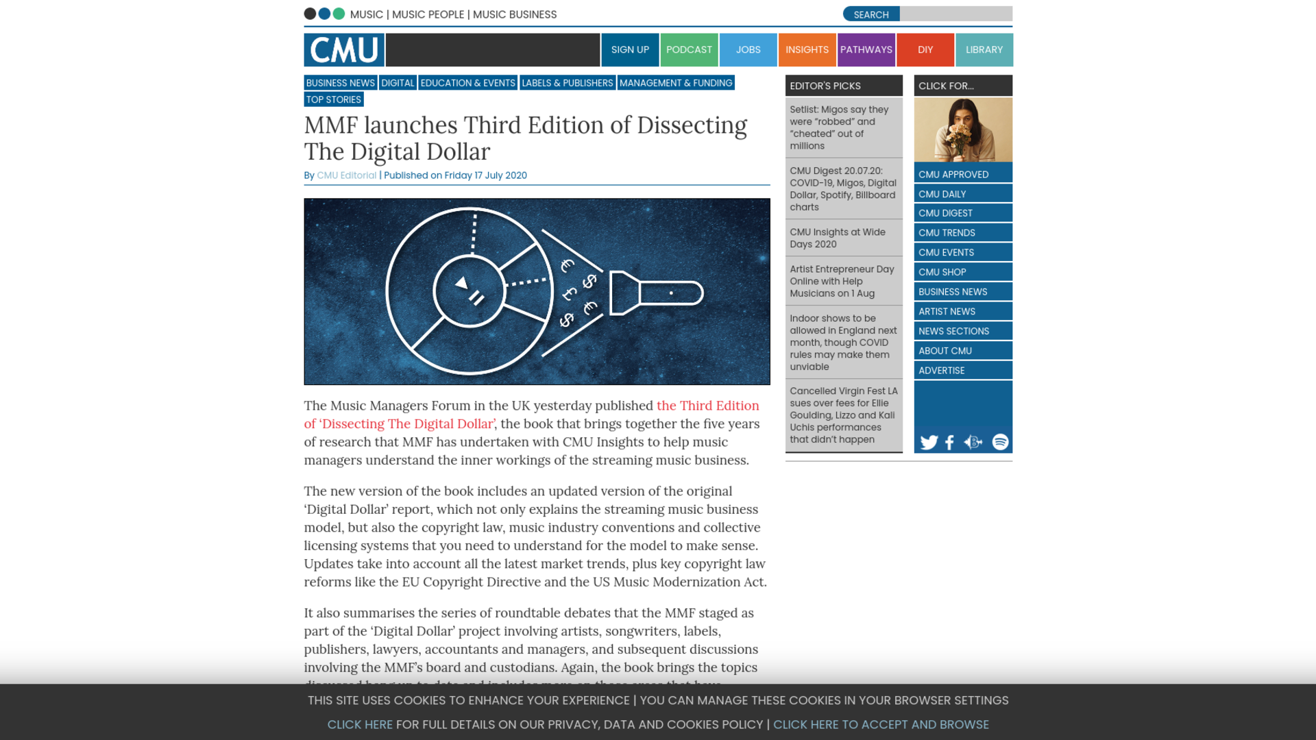 Fairness Rocks News MMF launches Third Edition of Dissecting The Digital Dollar