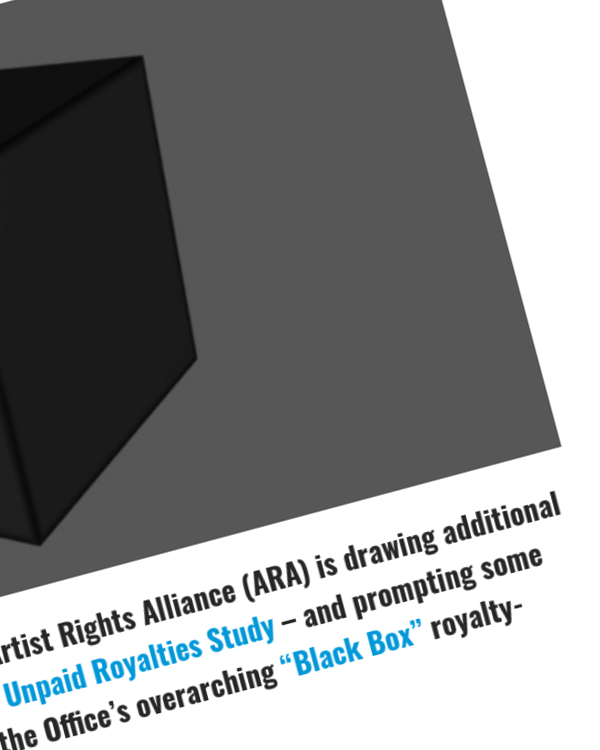 Fairness Rocks News Is the US Copyright Office's Black Box Initiative Doomed to Fail?