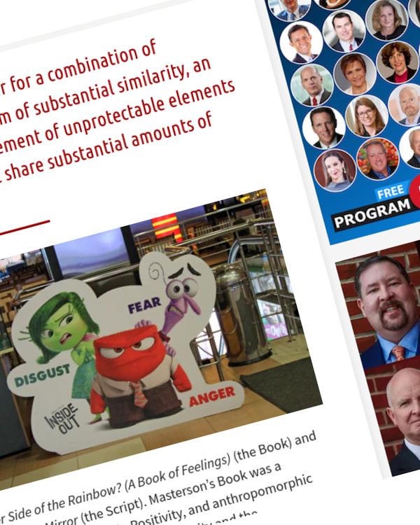 Fairness Rocks News Ninth Circuit Affirms Dismissal of Copyright Infringement Claim Against Disney's Inside Out Movie