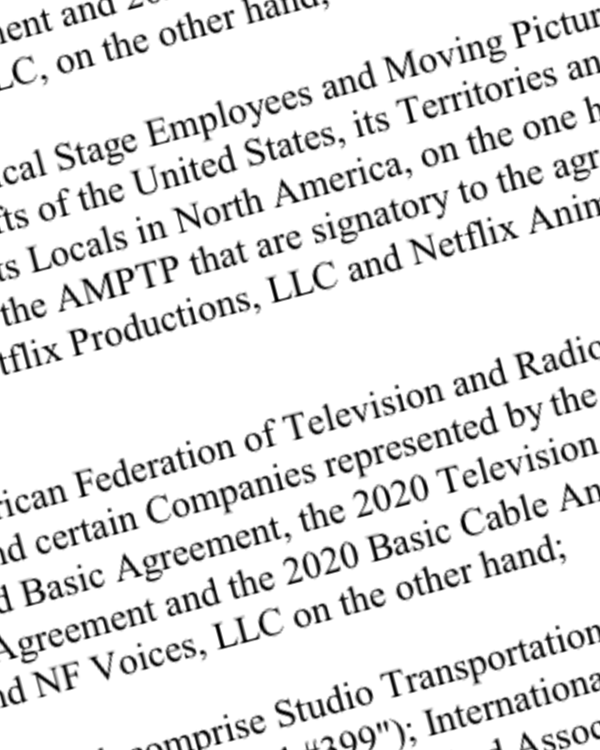 Fairness Rocks News COVID-19 Return to Work Agreement with DGA, IATSE, SAG-AFTRA and Teamsters/Basic Crafts