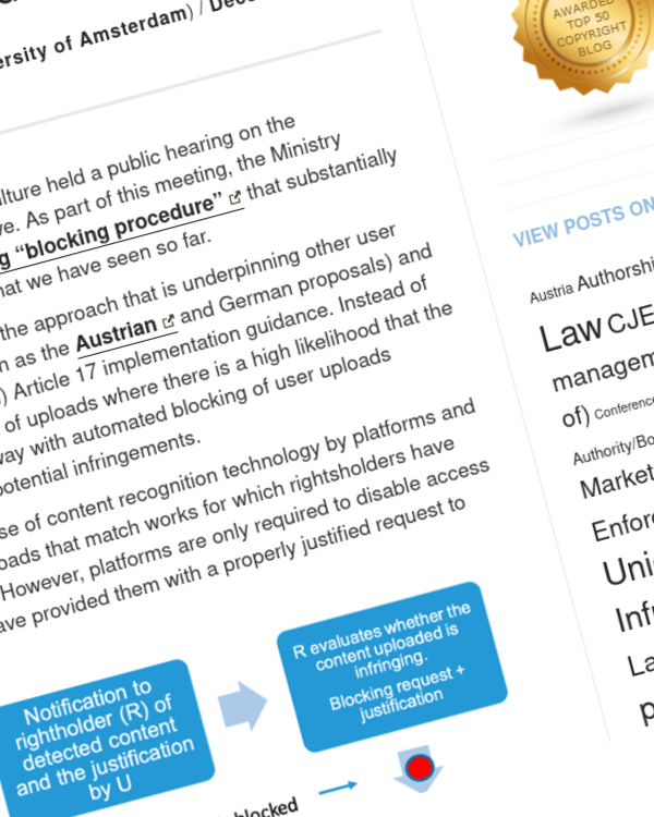 Fairness Rocks News Finnish Article 17 implementation proposal prohibits the use of automated upload filters