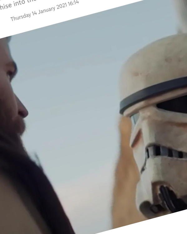 Fairness Rocks News The force is strong with these Star Wars fan films