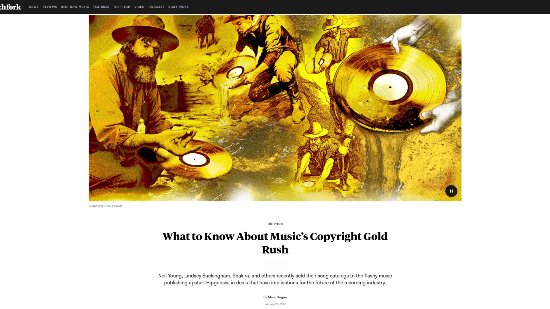 Fairness Rocks News What to Know About Music's Copyright Gold Rush