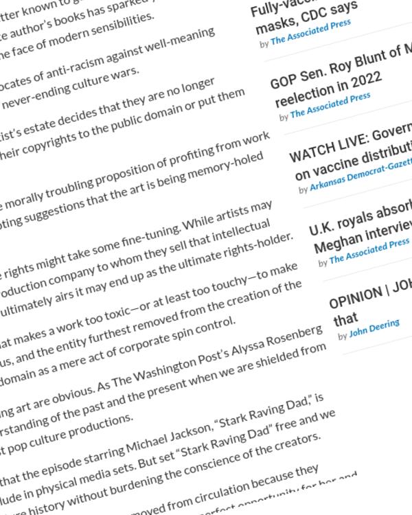 Fairness Rocks News OPINION | COLUMNIST: Copyright and Dr. Seuss