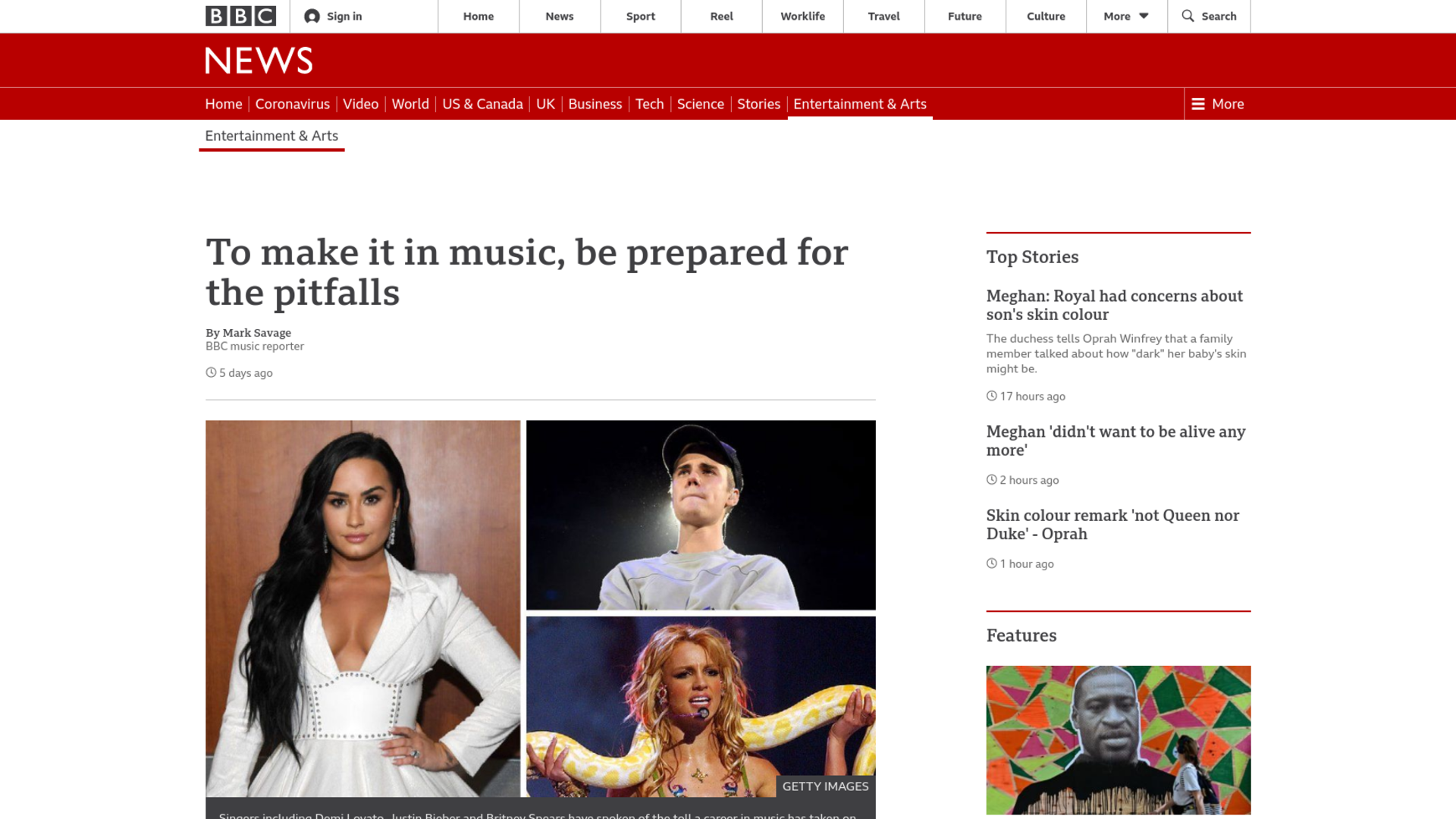 Fairness Rocks News To make it in music, be prepared for the pitfalls