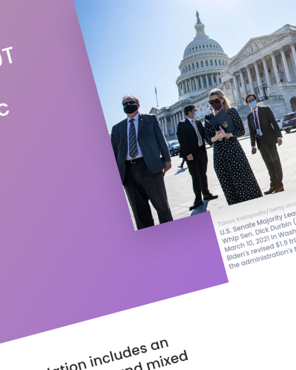 Fairness Rocks News Congress Passes $1.9T Relief Bill: Here's What's in It for Music Workers