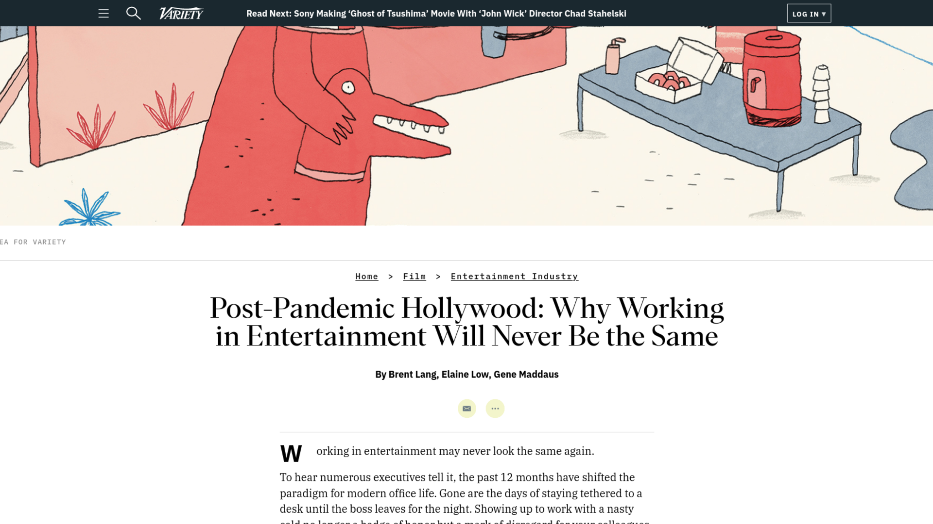 Fairness Rocks News Post-Pandemic Hollywood: Why Working in Entertainment Will Never Be the Same