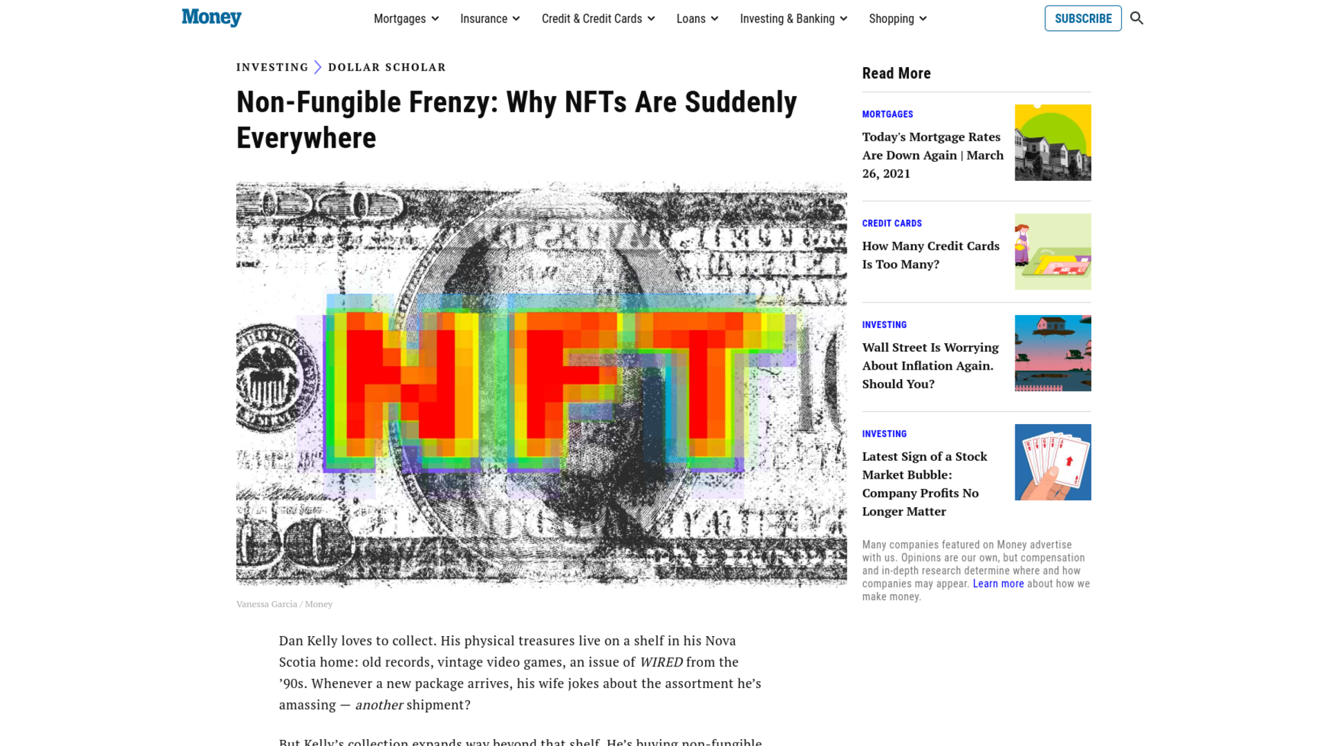 Fairness Rocks News Non-Fungible Frenzy: Why NFTs Are Suddenly Everywhere