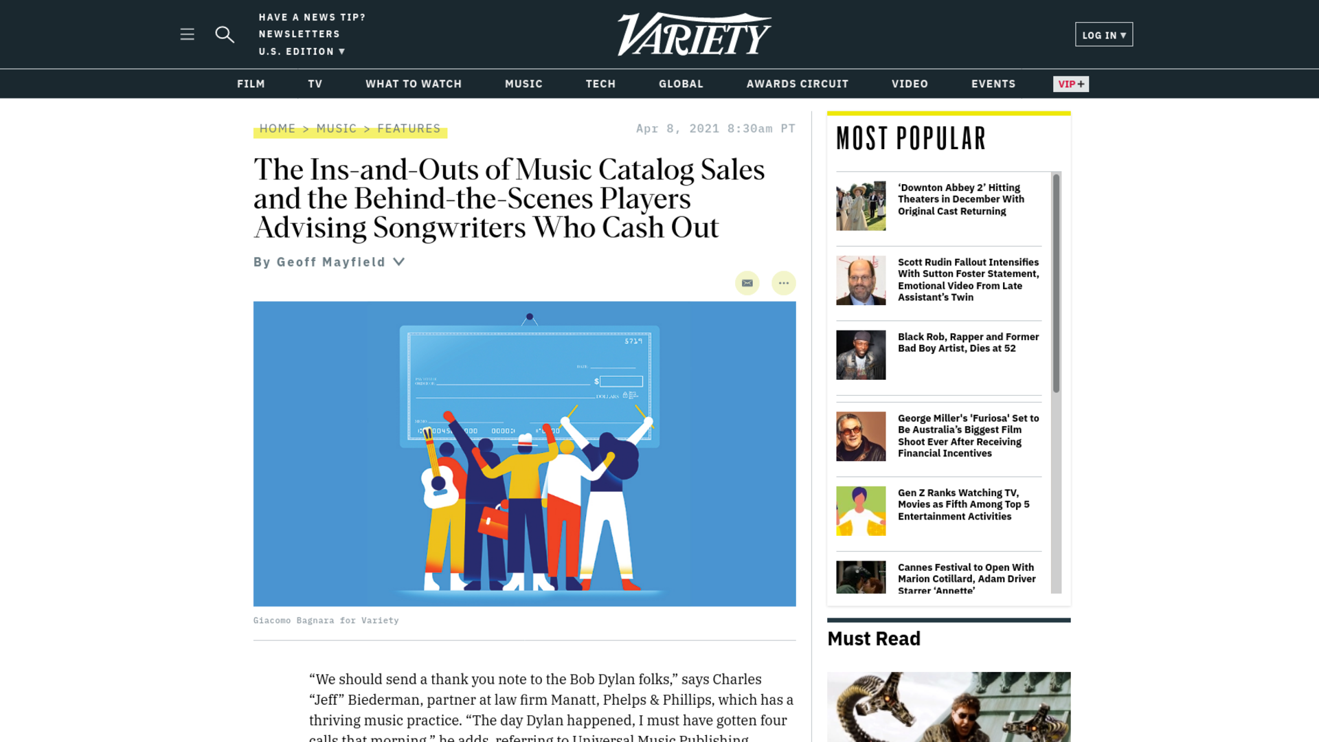 Fairness Rocks News The Ins-and-Outs of Music Catalog Sales and the Behind-the-Scenes Players Advising Songwriters Who Cash Out