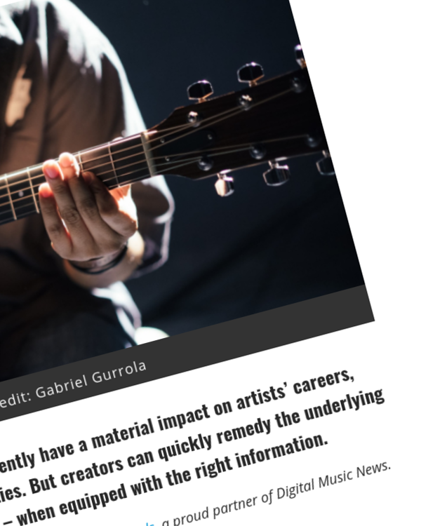 Fairness Rocks News Why Are Musicians Still Leaving Royalties on the Table? It Usually Boils Down to These 3 Mistakes