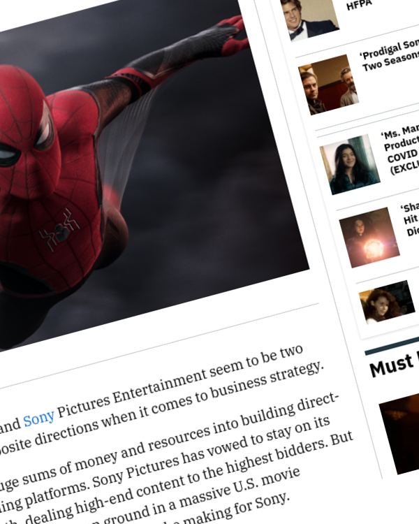 Fairness Rocks News Disney-Sony Movie Rights Deal Points to Future of Film Licensing