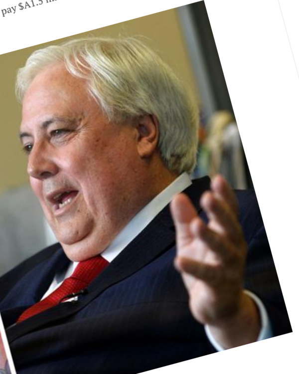 Fairness Rocks News Twisted Sister awarded $A1.5m from Clive Palmer over copyright claim