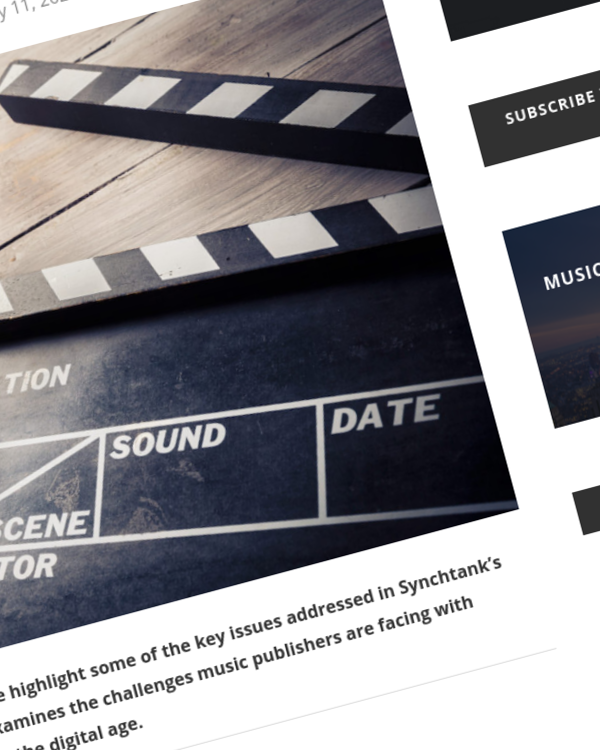 Fairness Rocks News Film and TV Music Royalties: What's the Score?