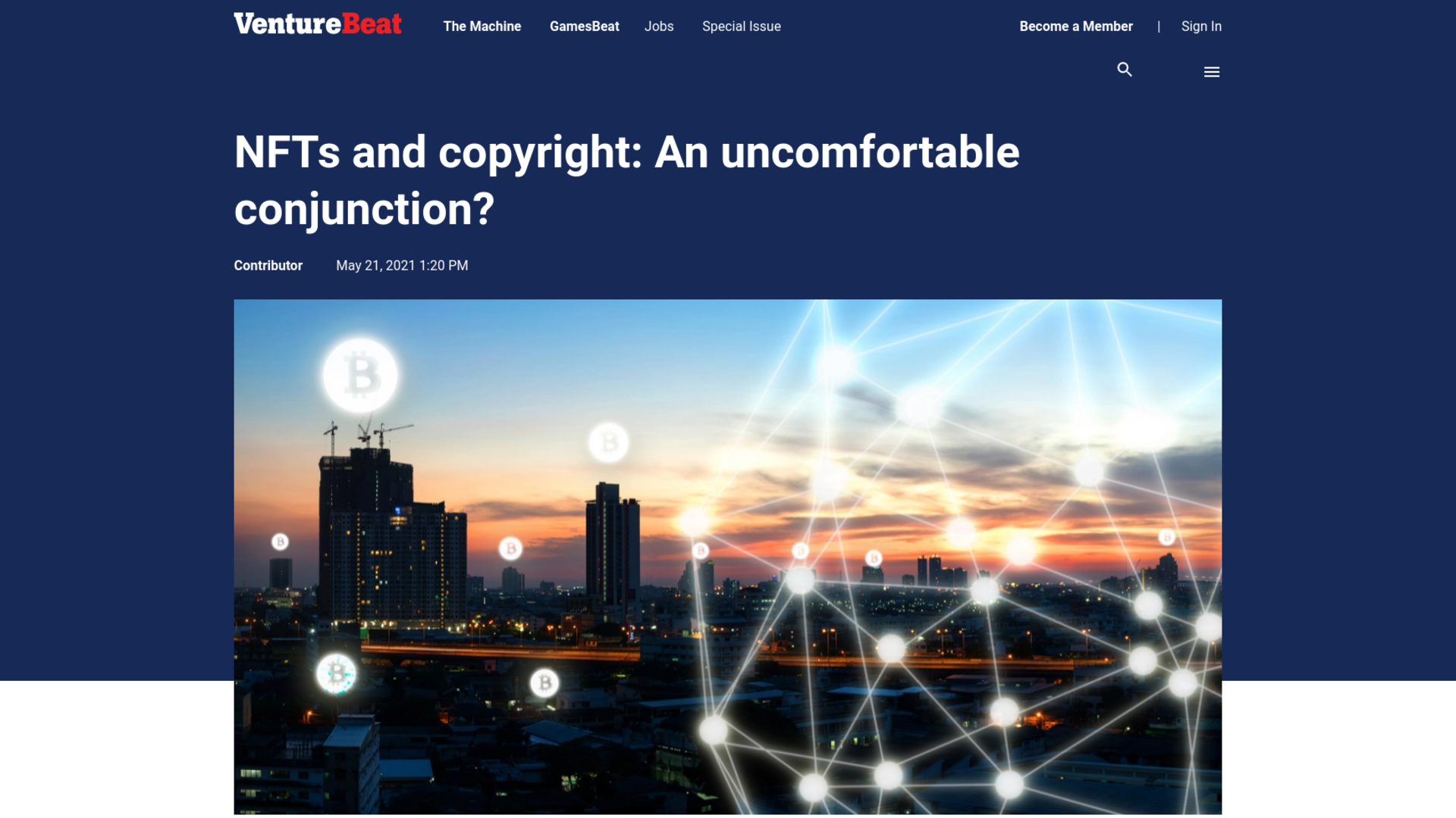 Fairness Rocks News NFTs and copyright: An uncomfortable conjunction?