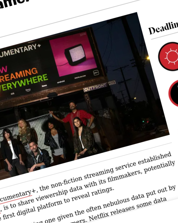 Fairness Rocks News Documentary+ To Share Viewership Data With Filmmakers; First Streamer To Reveal Ratings?
