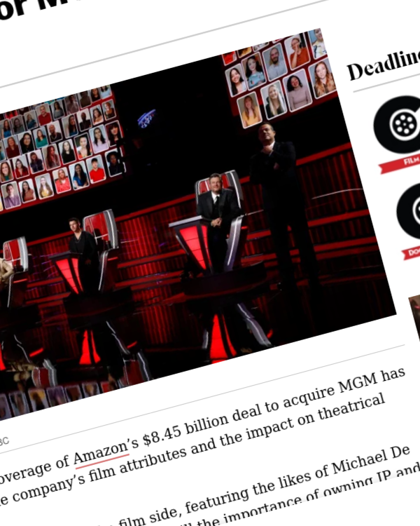 Fairness Rocks News Unscripted Boom & TV Reboot Frenzy Could Follow Amazon's Mega-Deal For MGM