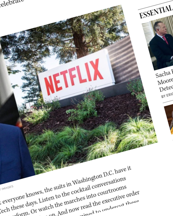 Fairness Rocks News Netflix Quietly a Huge Winner in Biden's Order Targeting Big Business