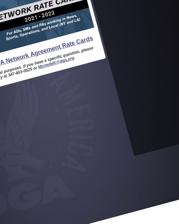 Fairness Rocks News New Network Agreement Rate Cards Available Online