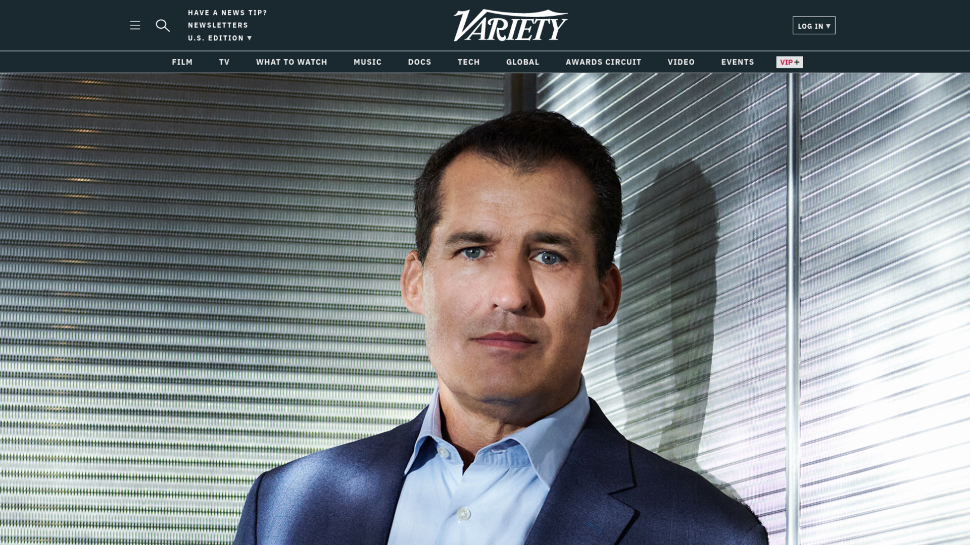 Fairness Rocks News Netflix's Film Chief Scott Stuber Is Shaking Up Hollywood: 'The Movie Business Is in a Revolution'
