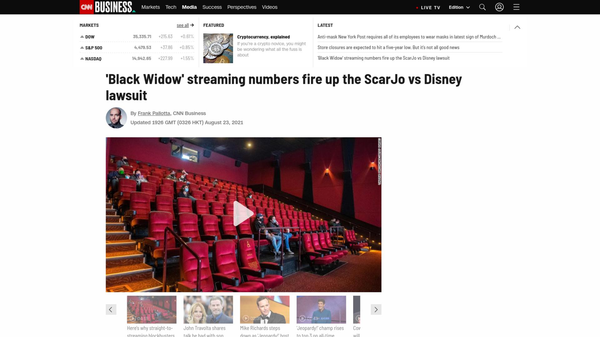 Fairness Rocks News 'Black Widow' streaming numbers fire up the ScarJo vs Disney lawsuit
