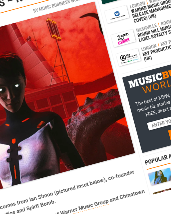 Fairness Rocks News Virtual artists are an opportunity for the music business – not an enemy