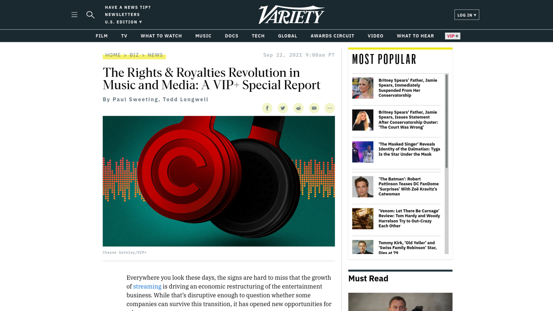 Fairness Rocks News The Rights & Royalties Revolution in Music and Media: A VIP+ Special Report