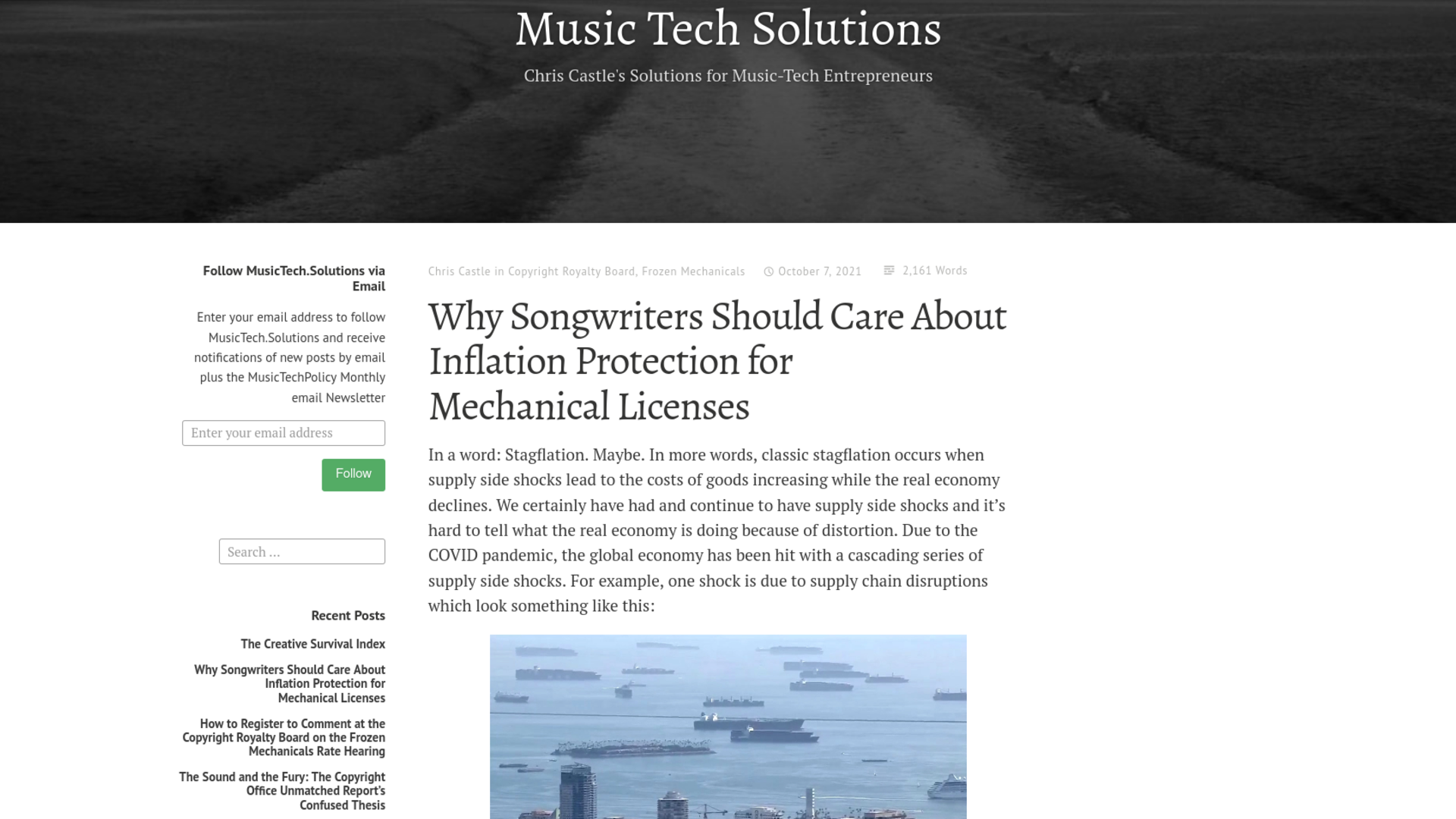 Fairness Rocks News Why Songwriters Should Care About Inflation Protection for Mechanical Licenses